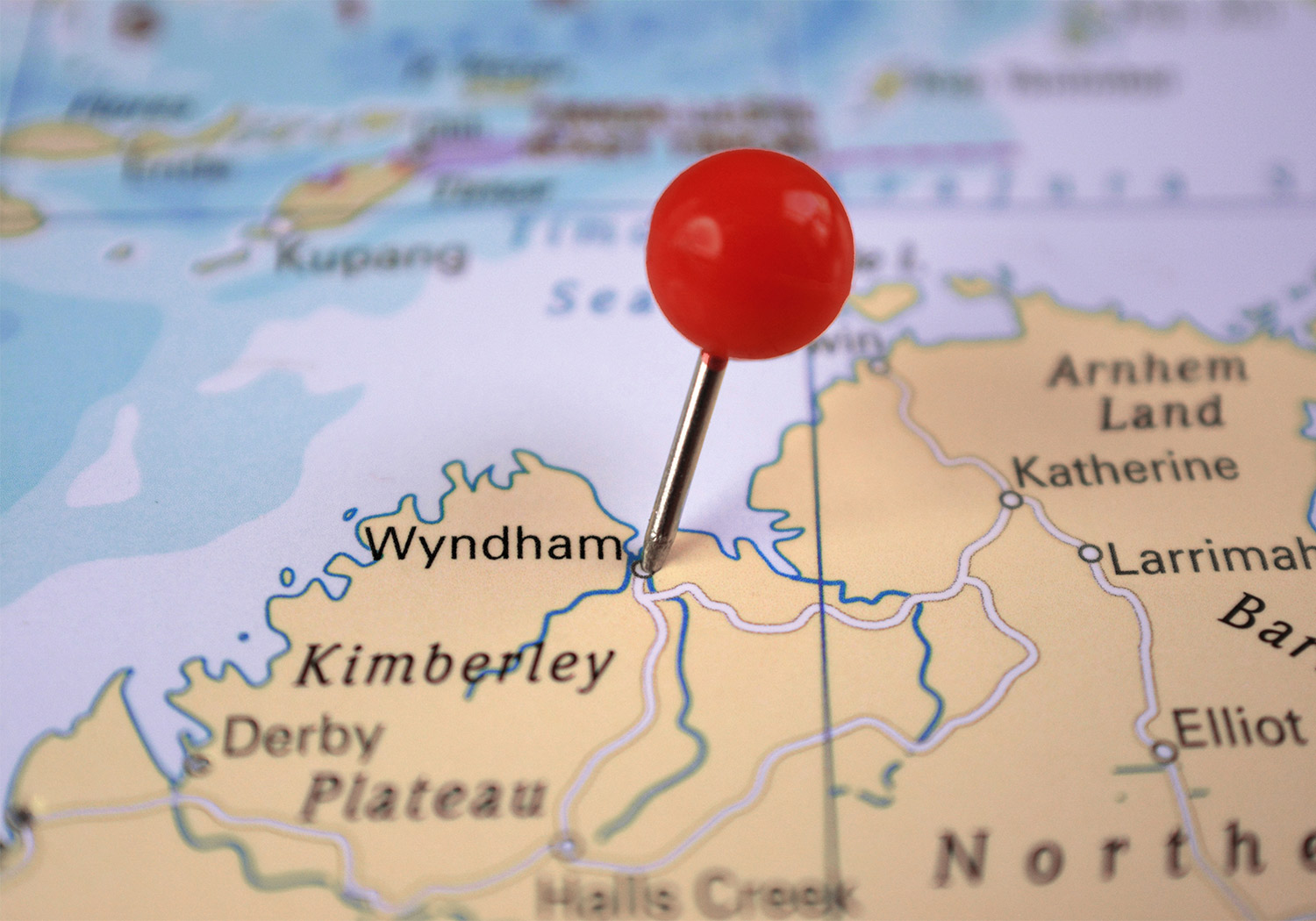 map of wyndham